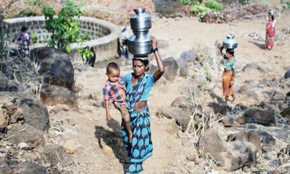 Are people in villages less thirsty?