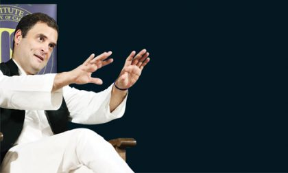 Rahul Gandhi's US Takeaway