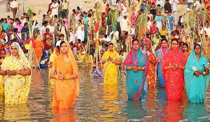 President, PM greet the people on the occasion of Chhath Pooja