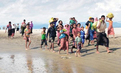 The Issue of Rohingyas