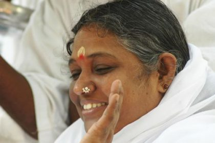 Science, Spiritualism and Amma