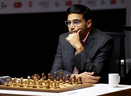Chess: Viswanathan Anand finishes second at Isle of Man Championship at Douglas