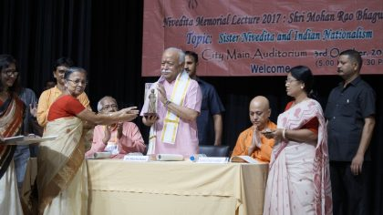 Indian Nation as Bharat Mata