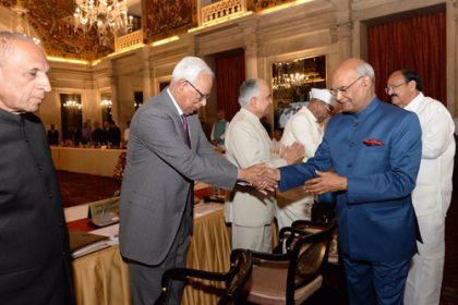 Governors play important role as bridge between Centre & states under co-operative federalism: President Kovind