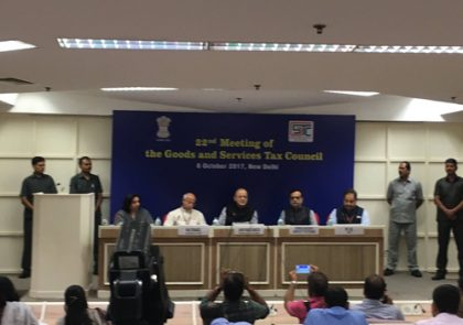 GST Council reduces tax rates on 27 items, approves quarterly return filing