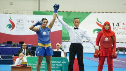 Wushu World Championships: Pooja Kadian clinches India's elusive gold