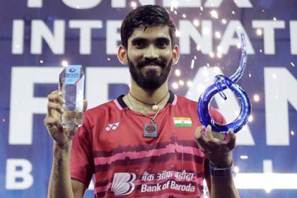 French Open badminton: Kidambi Srikanth wins men's singles title