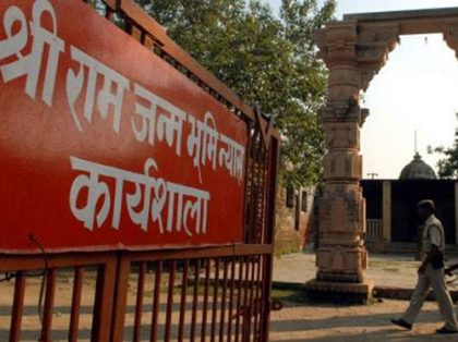 Plea in SC: Disputed Ayodhya site is Buddhist land