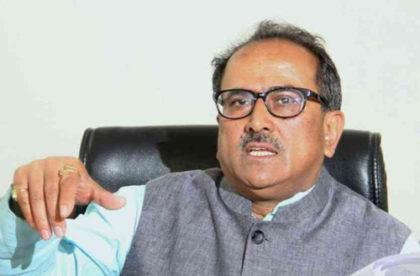 J&K: Deputy CM Nirmal Singh resigned