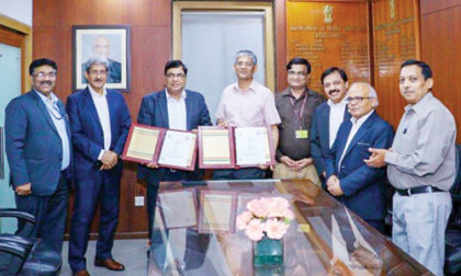 BHEL Signs MoU 2018-19 with Govt. of India