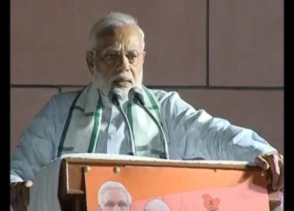 PM Modi expresses on flyover collapse in Varanasi