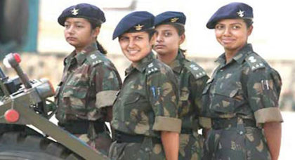 Centre approves raising of two women Battalions for J&K