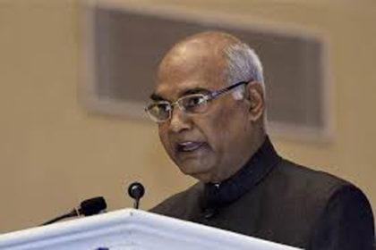 President Ram Nath Kovind to launch Solar Charkha Mission on27th June