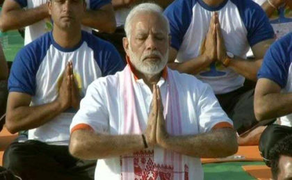PM Modi says Yoga has emerged as biggest unifying force in world