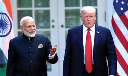 India and the United States: A Delicate Balance
