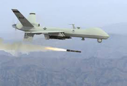 Taliban commander and his associate killed in US drone strike in Pakistan