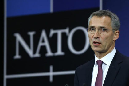 NATO backsAfghan government's decision of peace talks with the Taliban.