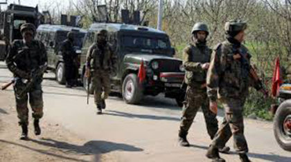 Security forces arrested JeM terrorist from Kupwara