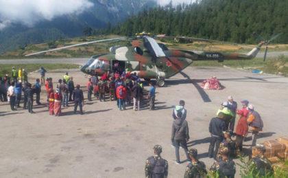119 Kailash Mansarovar Yatra pilgrims rescued