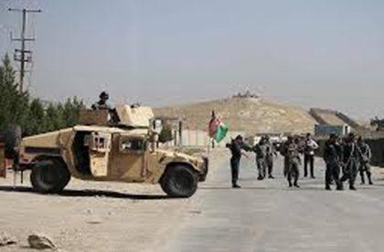 Taliban Storm Ghazni City of Afghanistan