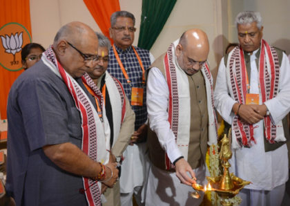 Decoding BJP's National Executive Meet