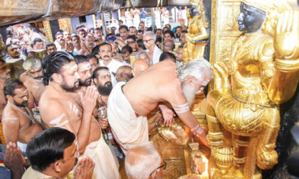 From sexual discrimination to values of Sabarimala