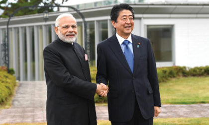 Japan- Enhancing Security & Military Profile in Indo-Pacifc