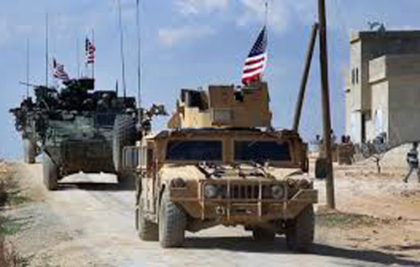 US military removes some equipment from Syria