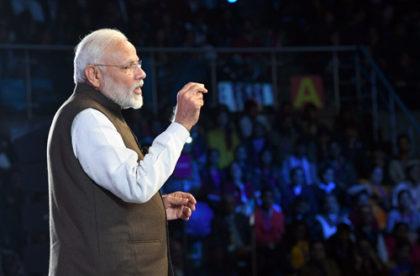 From 2014 to 2019,Odyssey of Modi Govt