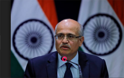 Foreign Secretary Vijay Gokhale to meet US Secretary of State Mike Pompeo today