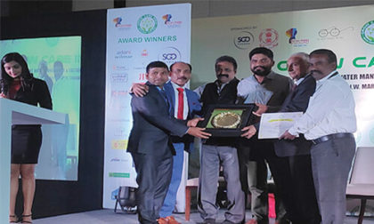 ONGC Institute conferred with Grow Care India Gold Award 2019