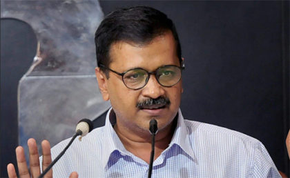 Kejriwal points out Rahul not willing for alliance with AAP In Delhi