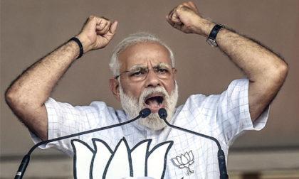 Unbeaten Leader Modi