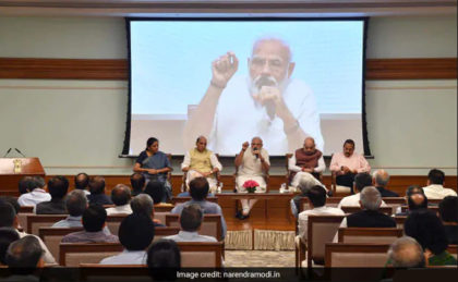 PM Modi asks five-year plan document for each Ministry