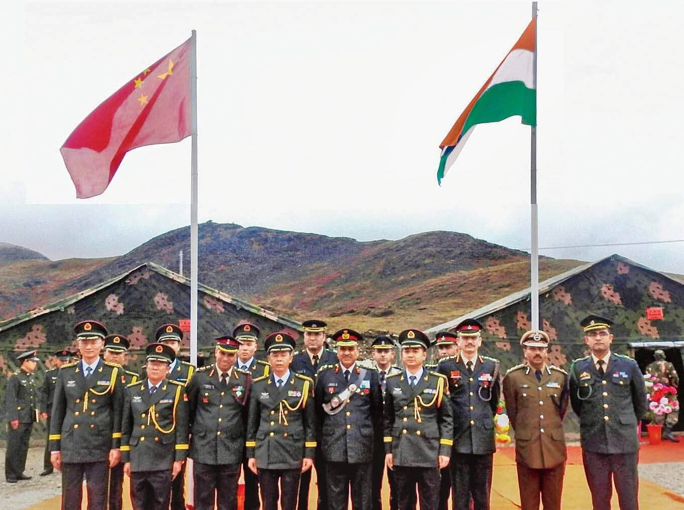 An improbable India-China War